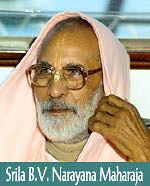 B.V. Narayana Maharaja Gaudiya Math